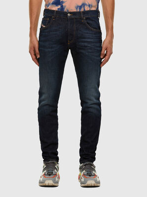 D-Yennox 009EQ, Bleu Foncé - Jeans