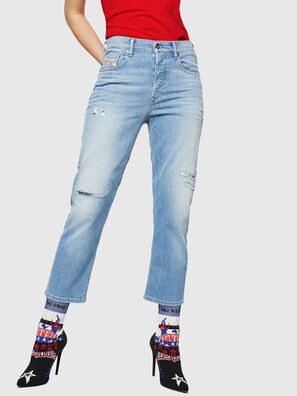Aryel 0890D, Bleu Clair - Jeans