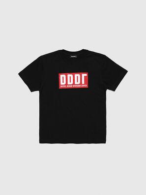 TJUSTA9, Noir - T-shirts et Hauts