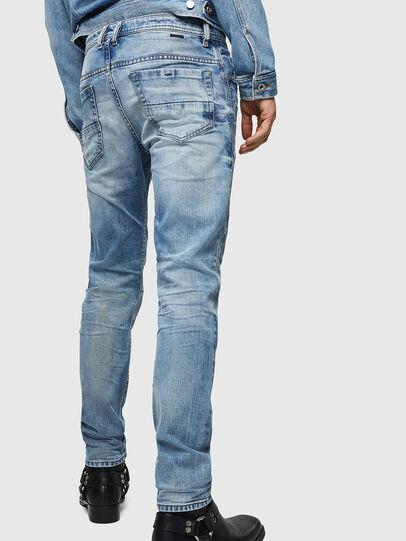 Diesel - Thommer 0092F, Bleu Clair - Jeans - Image 2