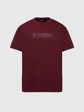 T-JUST-SLITS-X87, Rouge - T-Shirts