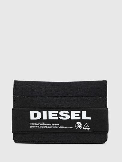 Diesel - ORGANIESEL, Noir - Petits Portefeuilles - Image 1