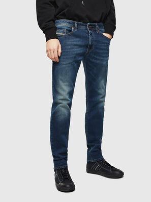 Thommer 084BU, Bleu Foncé - Jeans