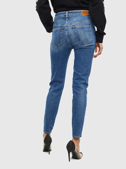 Diesel - Slandy High 009AG, Bleu moyen - Jeans - Image 2