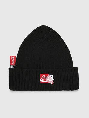CC-BEANY-COLA, Noir - Bonnets