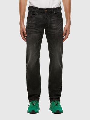 Larkee 087AM, Noir/Gris foncé - Jeans