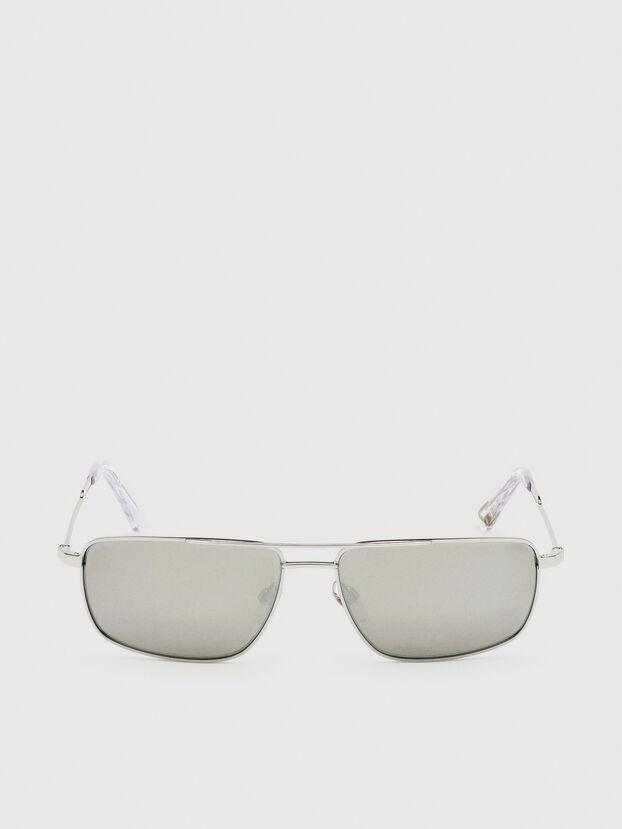 DL0308, Blanc - Lunettes de soleil