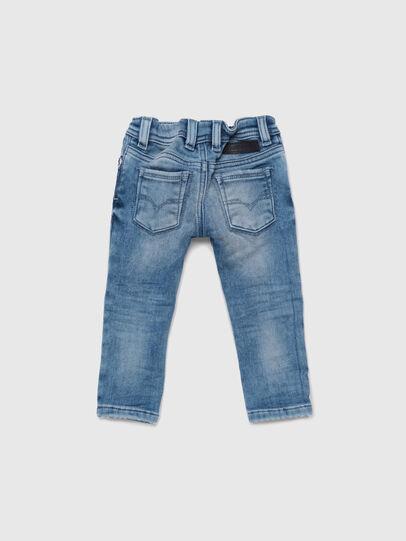 Diesel - SLEENKER-B JOGGJEANS-N, Bleu moyen - Jeans - Image 2