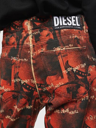Diesel - D-Macs 069KR, Rouge - Jeans - Image 5