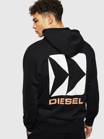 Diesel - BMOWT-BRANDON-Z, Noir/Blanc - Out of water - Image 2