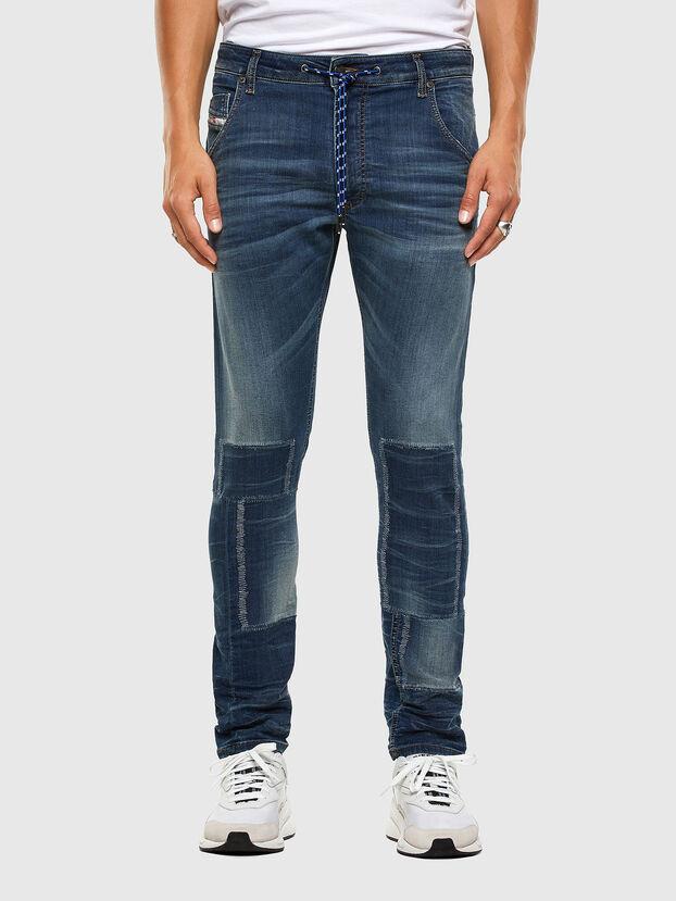 Krooley JoggJeans 069NK, Bleu moyen - Jeans