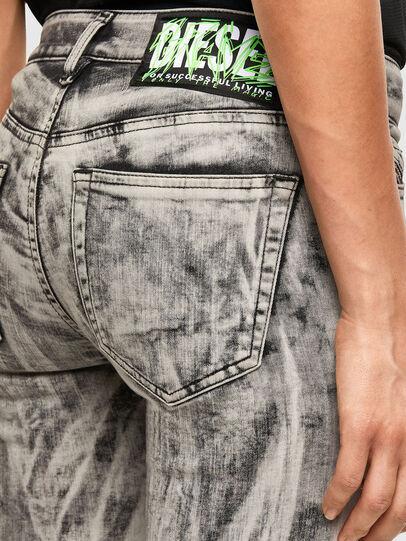 Diesel - Slandy 069NH, Gris Clair - Jeans - Image 3