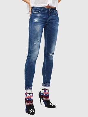 Slandy 089AI, Bleu moyen - Jeans
