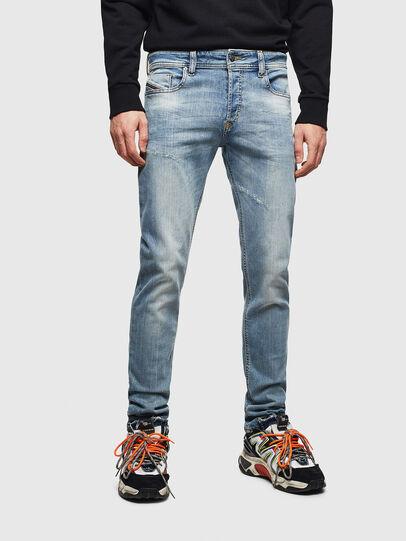 Diesel - Sleenker CN057, Bleu Clair - Jeans - Image 1