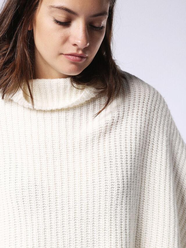 M-WARM, Blanc