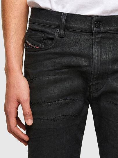 Diesel - D-Amny 009PZ, Noir/Gris foncé - Jeans - Image 3