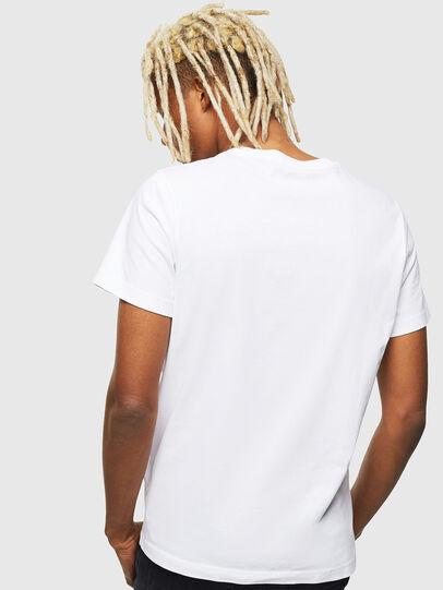 Diesel - T-DIEGO-001978, Blanc - T-Shirts - Image 3