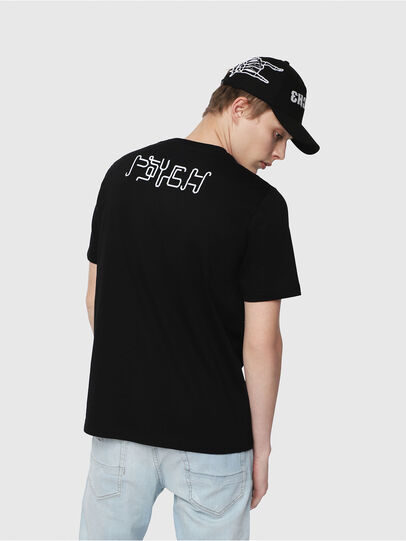 Diesel - T-JUST-Y5,  - T-Shirts - Image 2