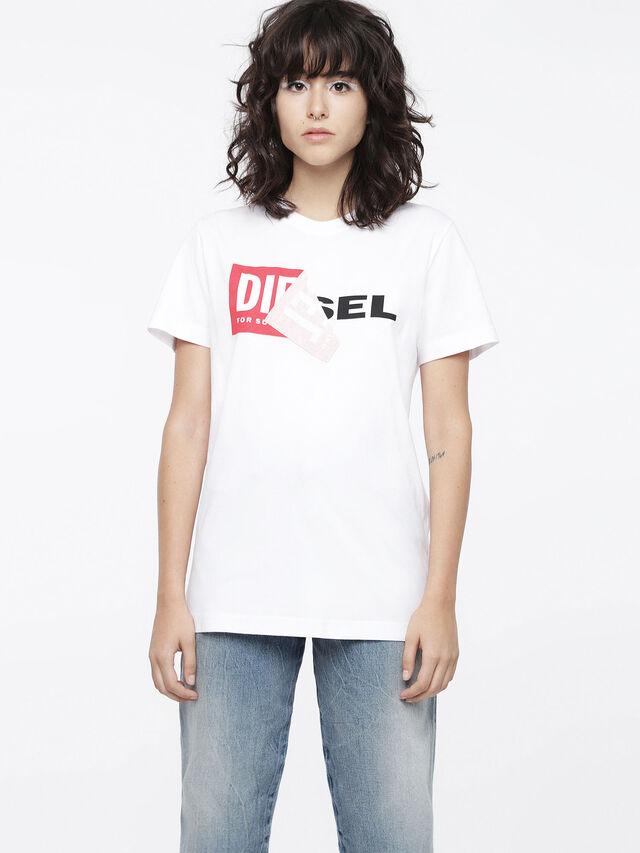 T-DIEGO-QA-FL, Blanc