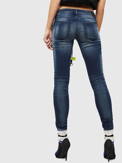 Diesel - Gracey JoggJeans 069HF, Bleu Foncé - Jeans - Image 2