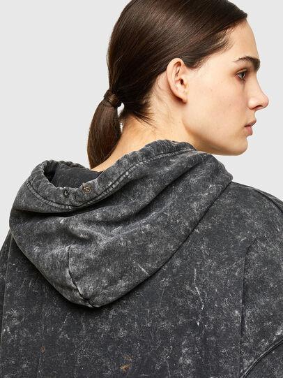 Diesel - F-MAGNUS, Noir - Pull Cotton - Image 4