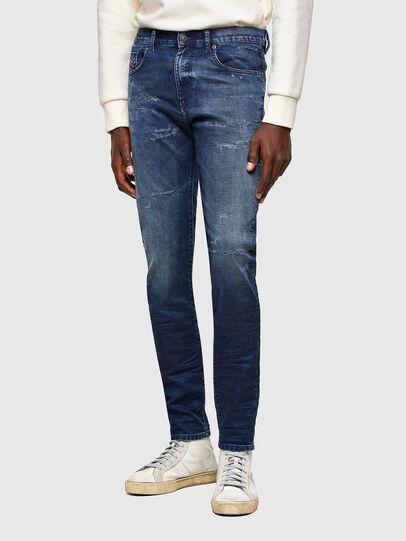 Diesel - D-Strukt JoggJeans® 069SL, Bleu Foncé - Jeans - Image 1