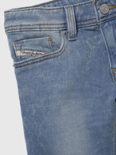 Diesel - SLEENKER-J JOGGJEANS-N, Bleu - Jeans - Image 3