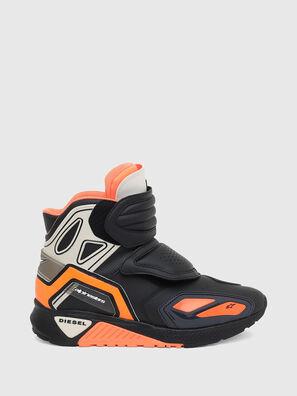ASTARS-SKBOOT, Noir/Orange - Baskets