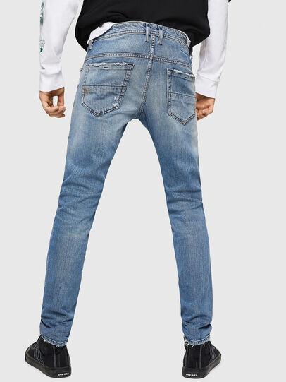 Diesel - Thommer 084AL, Bleu Clair - Jeans - Image 2