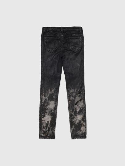 Diesel - SKINZEE-LOW-J JOGGJEANS-N, Noir/Gris foncé - Jeans - Image 2