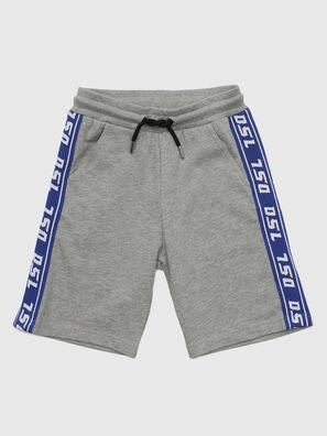 PHITOSHI, Gris/Bleu - Shorts
