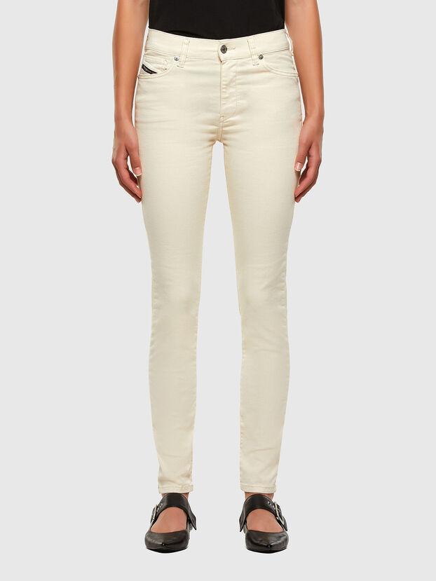 D-Roisin 0096H, Blanc - Jeans