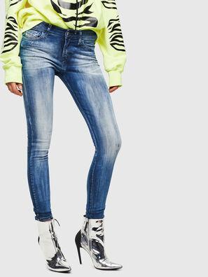 Slandy 0095C, Bleu moyen - Jeans