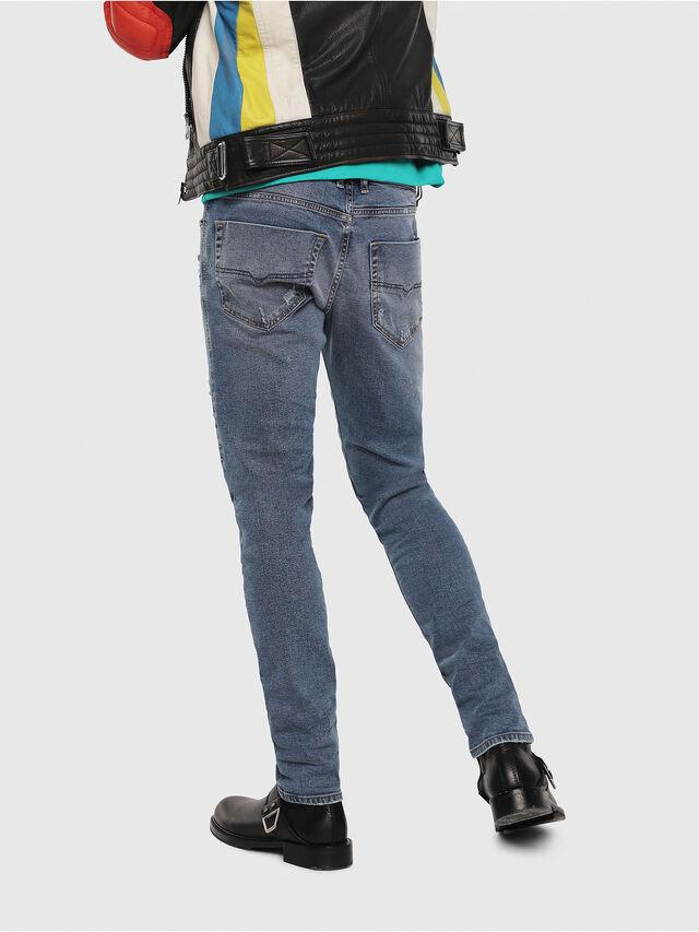Diesel - Tepphar 080AC, Bleu moyen - Jeans - Image 2