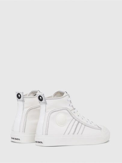 Diesel - S-ASTICO MID LACE, Blanc - Baskets - Image 3