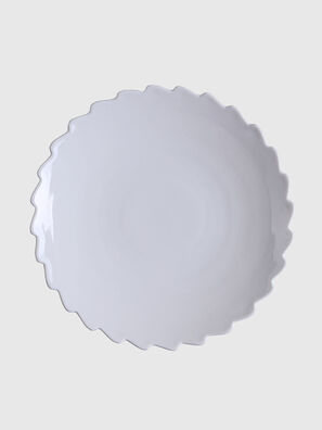 10985 MACHINE COLLEC, Blanc - Assiettes