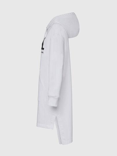 Diesel - D-ILSE-T, Blanc - Robes - Image 3