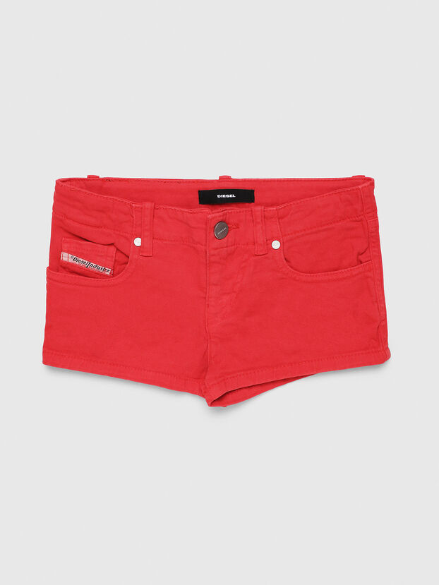 PRIRAZ-N, Rouge - Shorts