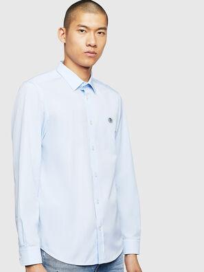 S-BILL, Bleu Clair - Chemises