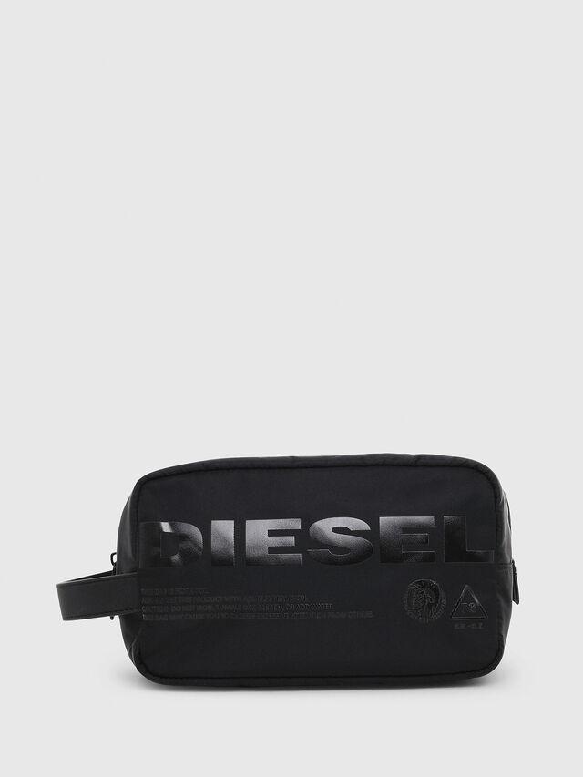Diesel - POUCHH, Bleu Foncé - Bijoux et Gadgets - Image 1