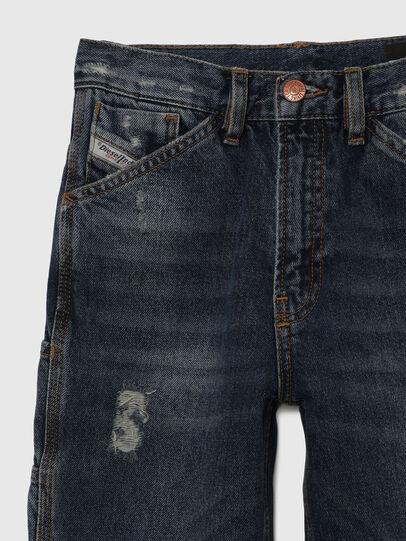 Diesel - D-FRANKY-J, Bleu Foncé - Jeans - Image 3