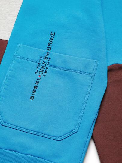 Diesel - D-TAGLIA&CUCI, Multicolore - Pull Cotton - Image 3