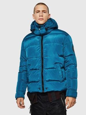 W-SMITH-YA, Bleu/Vert - Vestes d'hiver
