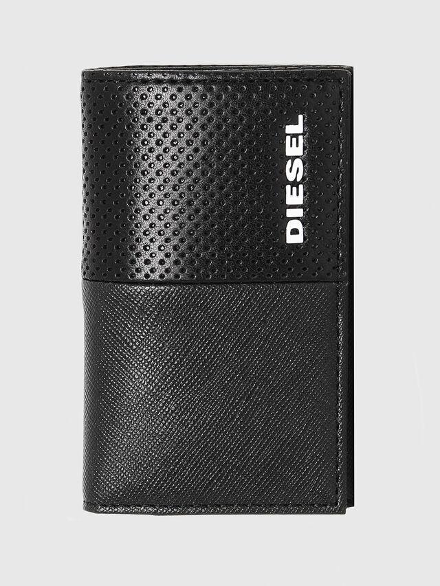 Diesel - KEYCASE O, Noir - Bijoux et Gadgets - Image 1