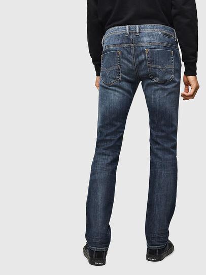 Diesel - Safado 0885K, Bleu Foncé - Jeans - Image 2