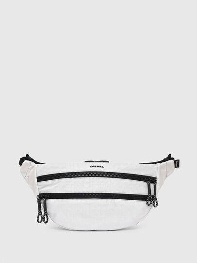 Diesel - F-URBHANITY BUMBAG, Blanc - Sacs ceinture - Image 1