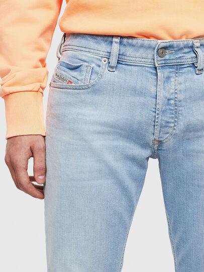 Diesel - Sleenker 009BJ, Bleu Clair - Jeans - Image 3