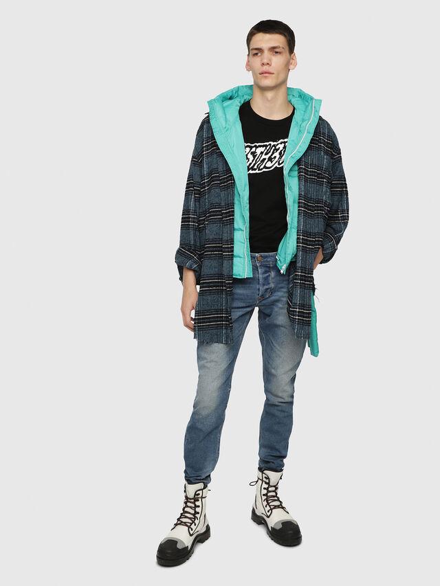 Diesel - Larkee-Beex 089AW, Bleu Clair - Jeans - Image 4