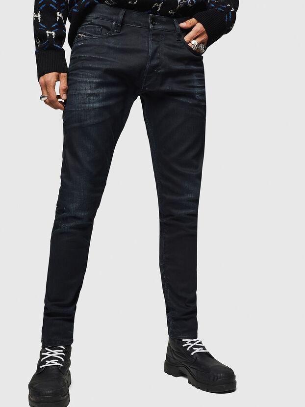Tepphar 069GS, Bleu Foncé - Jeans