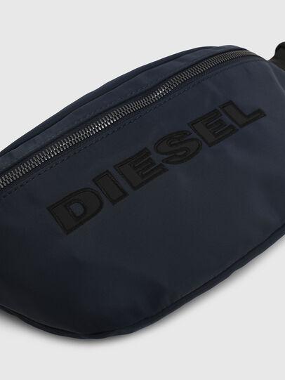 Diesel - FELTRE, Bleu - Sacs ceinture - Image 4